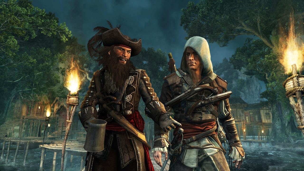 Assassin's Creed IV BF - Общая информация и обсуждение | World of...