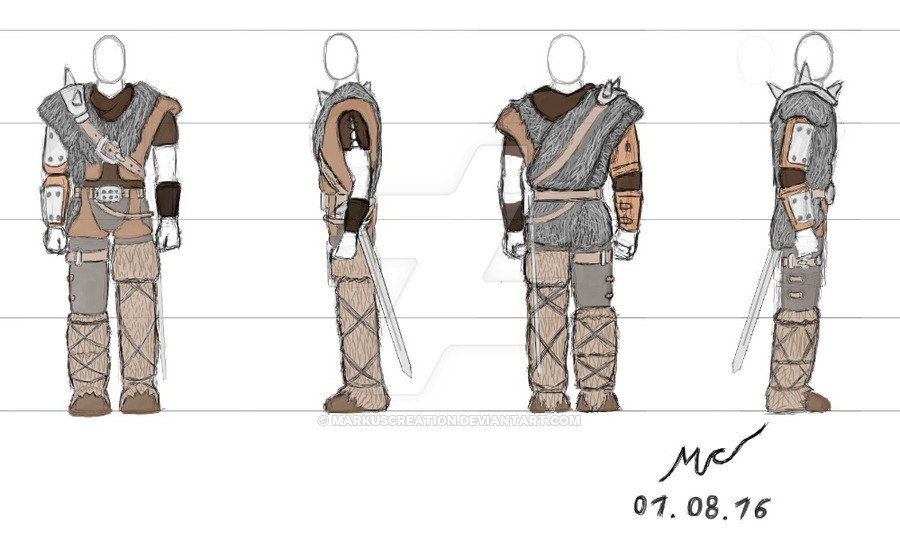gothic_2_mercenary_armor_study_soeldner_turnaround_by_markuscreation-dad2hme.jpg