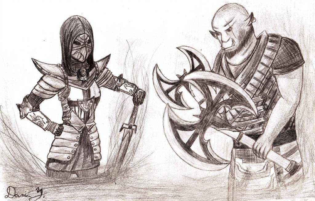 gothic_3___female_paladin_and_an_orc_by_volldagora_d6gdhdd-fullview.jpg